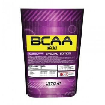 Ostrovit BCAA (2-1-1) - 1000 грамм(200 порций)